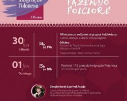Festiwal w Kurytybie z Okazji 145 Lat Polskiej Imigracji
