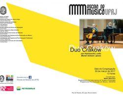 Cracow Duo Powracają do Brazylii