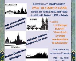 Kurs Kultur Słowiańskich na UFPR
