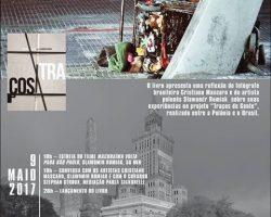 """Premiera Książki """"Ślady Ludzi"""" w Instytucie Tomie Ohtake w Sao Paulo"""