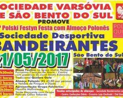 XX Festyn Polski w Sao Bento do Sul