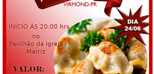 Jantar do Pierogi w Virmond, PR