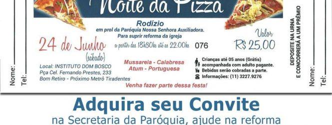 Noite da Pizza – Kolejna Okazja do Spotkania Polonii w Sao Paulo
