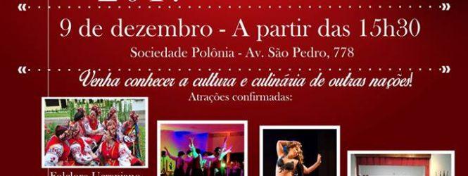 Święta Różnych Narodów w Porto Alegre