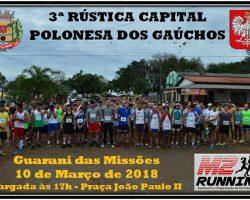Bieg w Guarani das Missoes