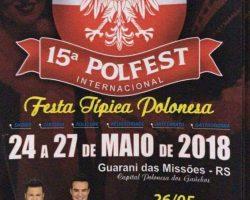 15 Polfest Już w Maju