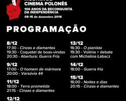 Pokaz Filmów Polskich w Sao Paulo